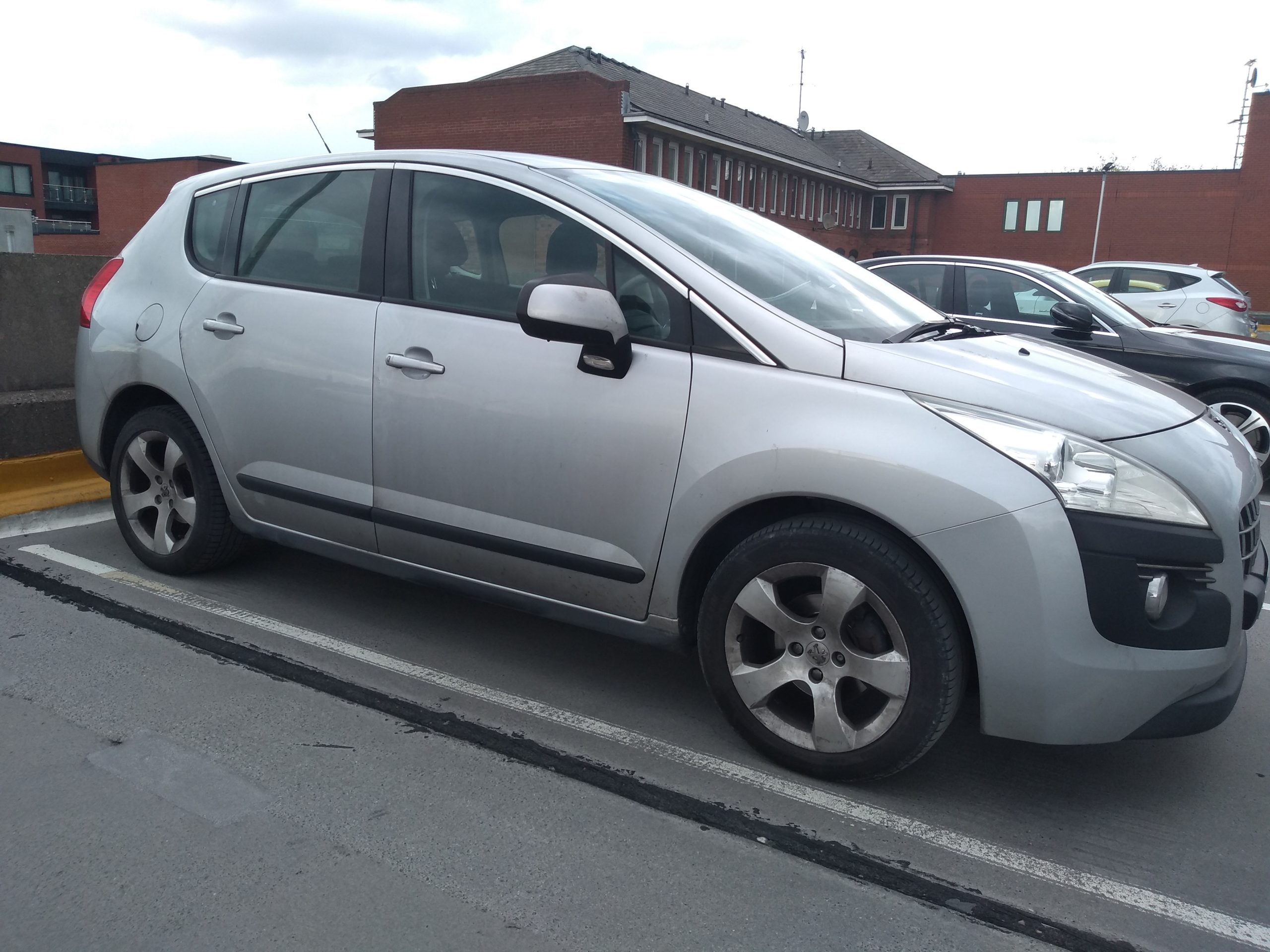 The Peugeot 3008: A bloody awful car