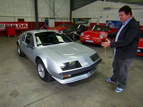 The Alpine 310 was designed by the same chap who designed the Renault 25. Robert Opron.