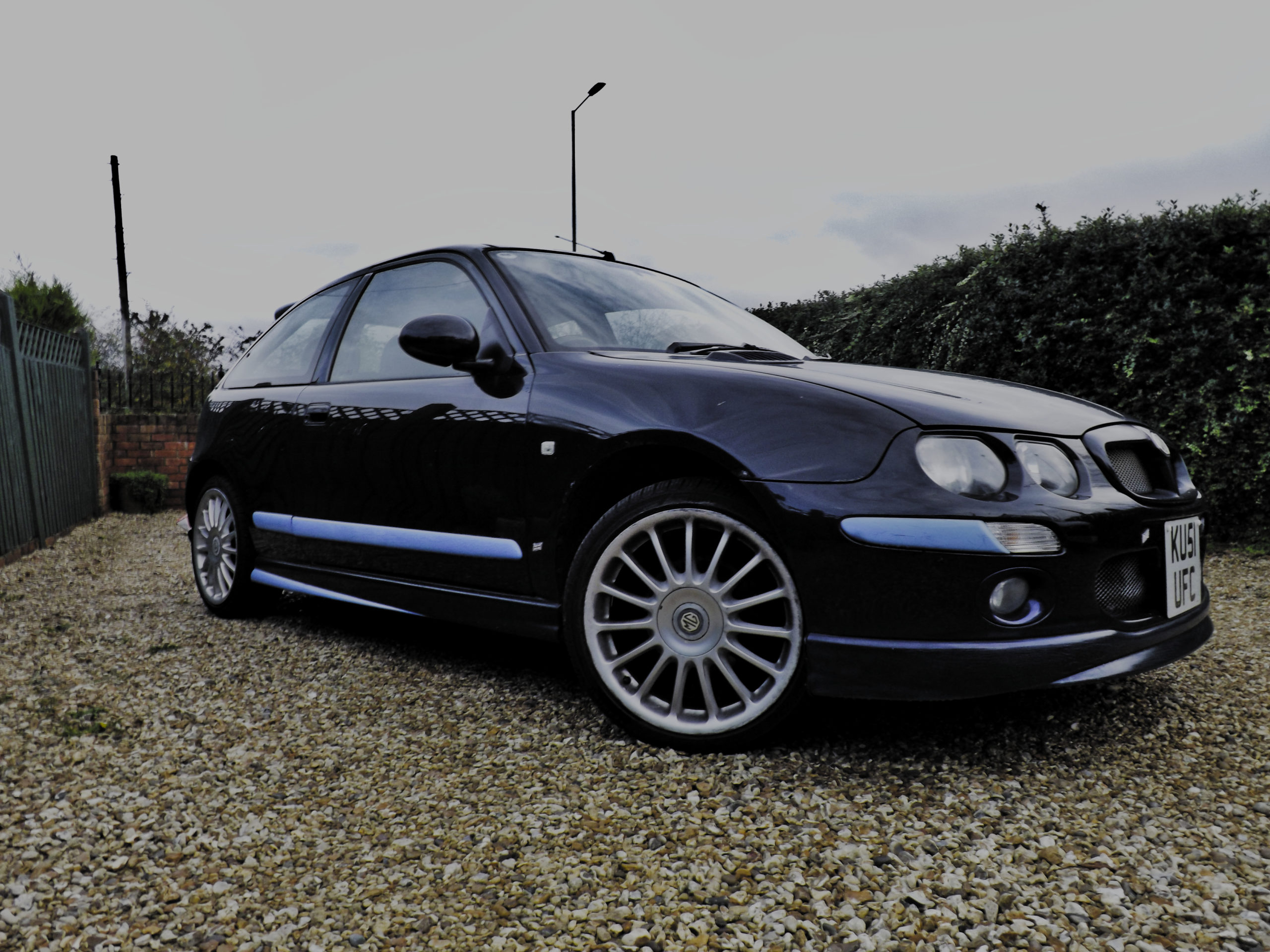 "The Fleet: Rover 25/MG ZR – ""Conor McGregor"""