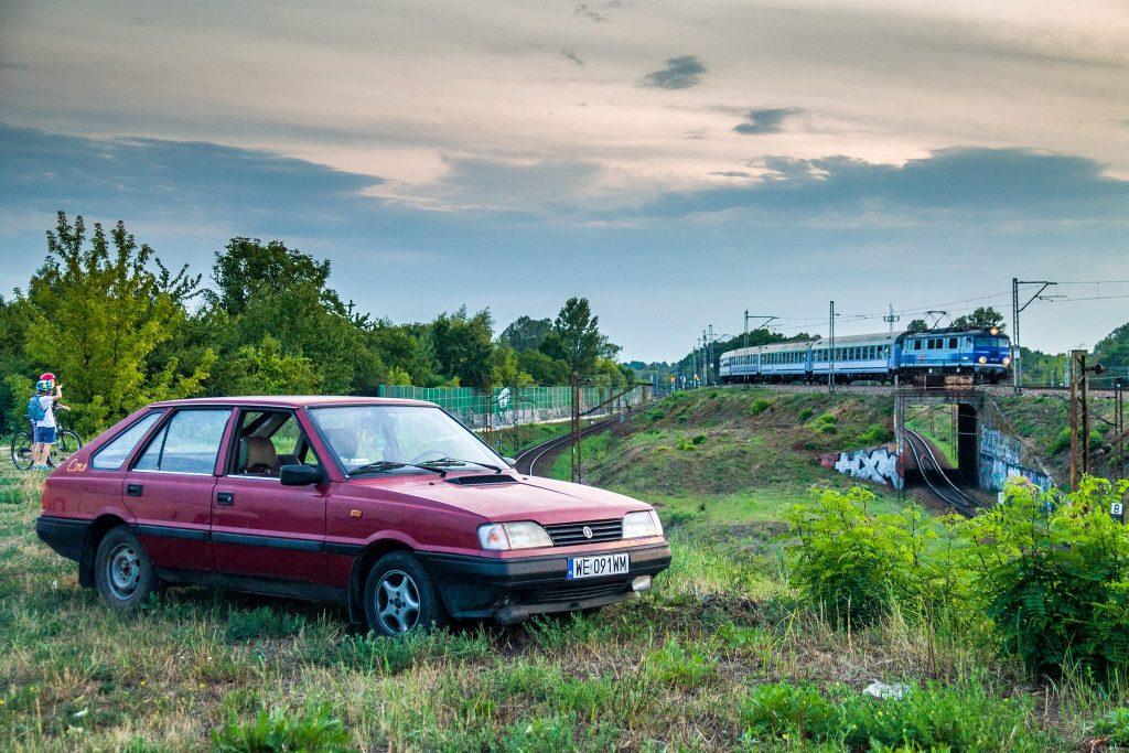 FSO Polonez - Photo provided by Jędrzej Kaczmarczyk
