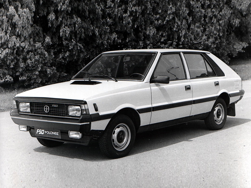 The Unloved & Forgotten: FSO Polonez