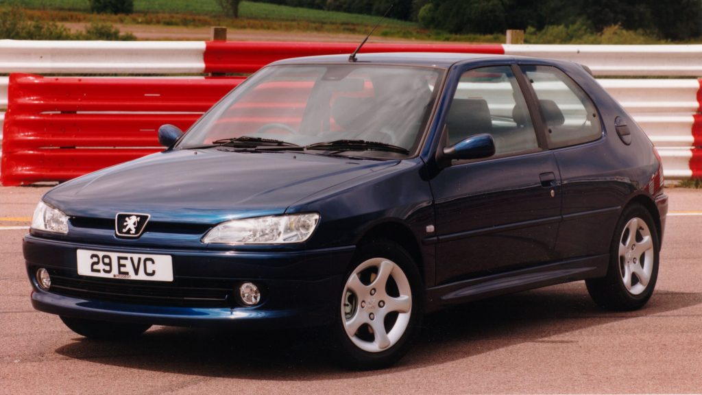 The Peugeot 306 is a great first car, and an appreciating classic. You could make money from it!