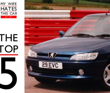 top 5 buying a car