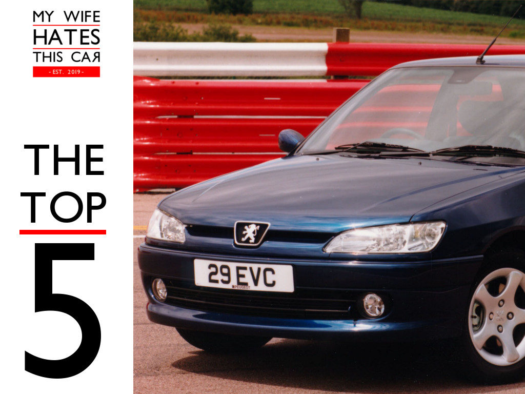 The Top 5 Cars For When You've Passed Your Driving Test