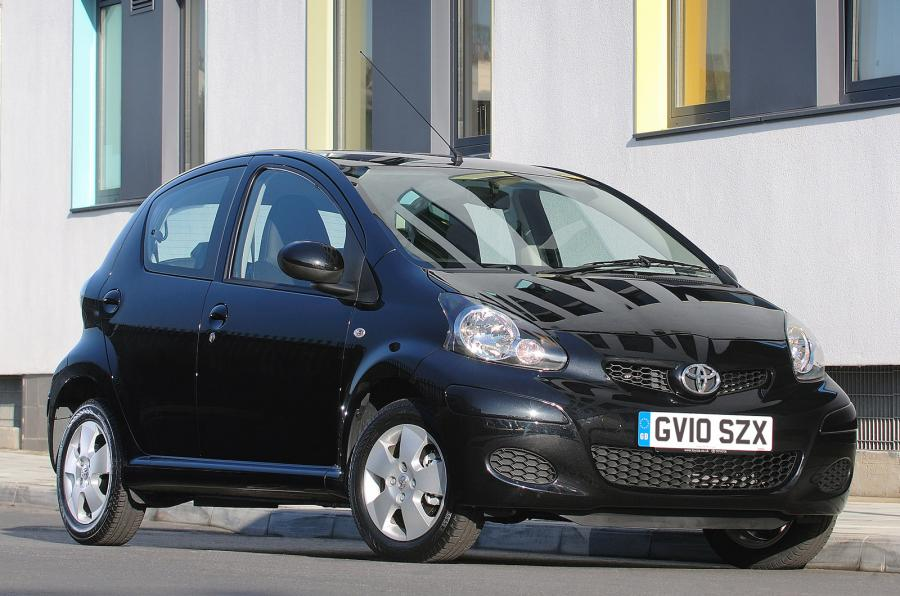 The Toyota Aygo, Peugeot 107, and Citroen C1 are a perfect mix of go-kart handling and nippy engines that make it perfect for driving around town.