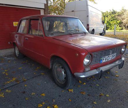 """The Lada 2101 """"Zhiguli"""""""
