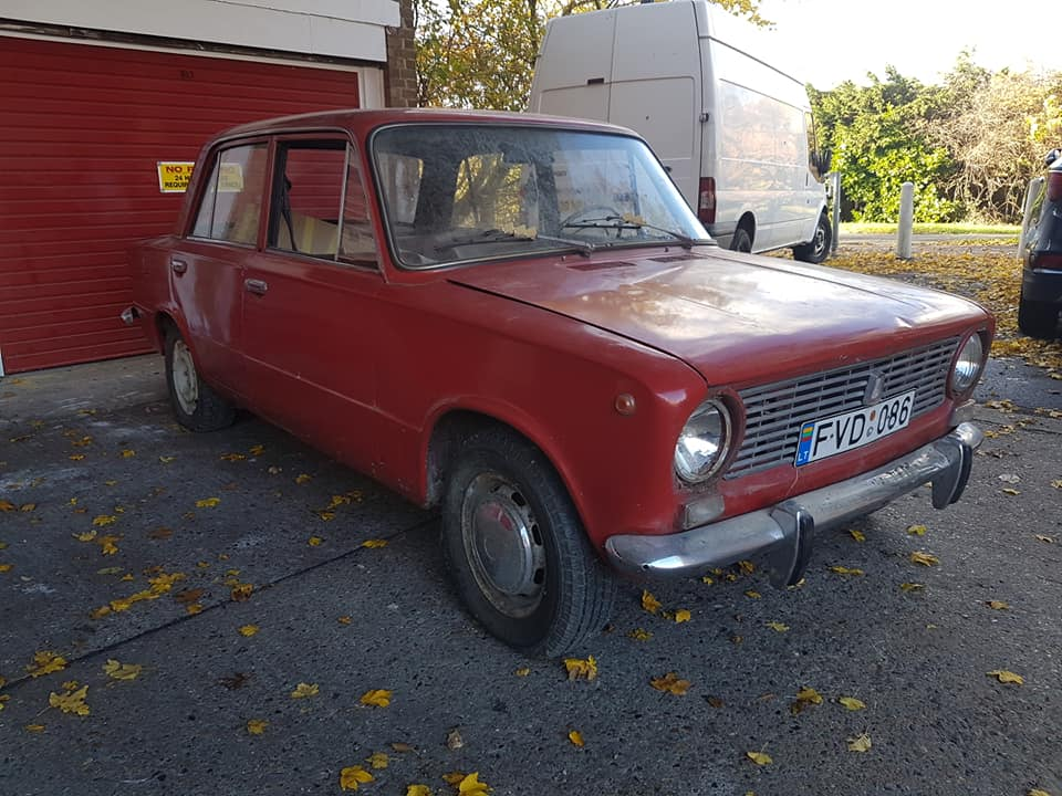 "The Lada 2101 ""Zhiguli"""