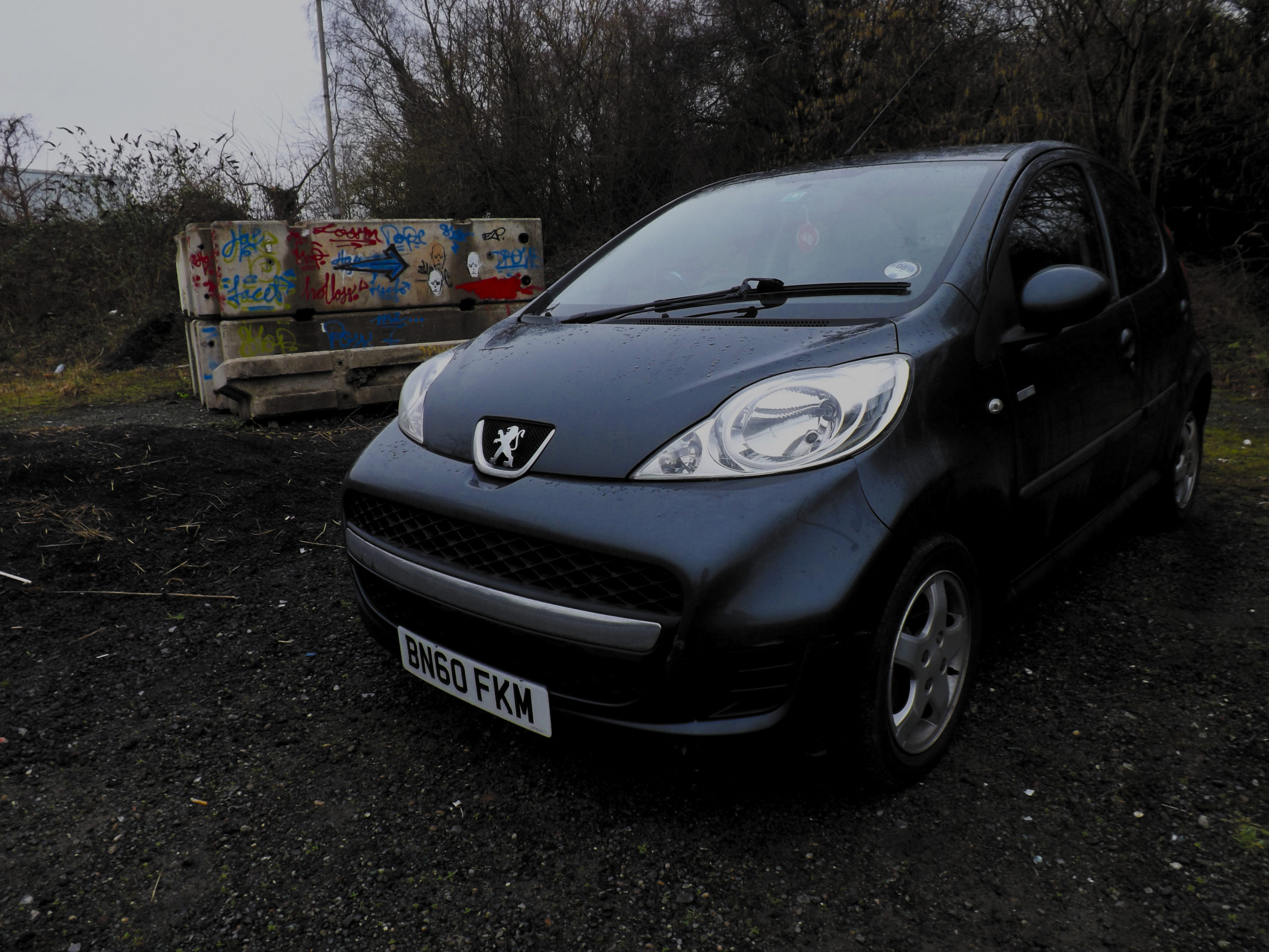 Why I've kept my Peugeot 107 for 10 years