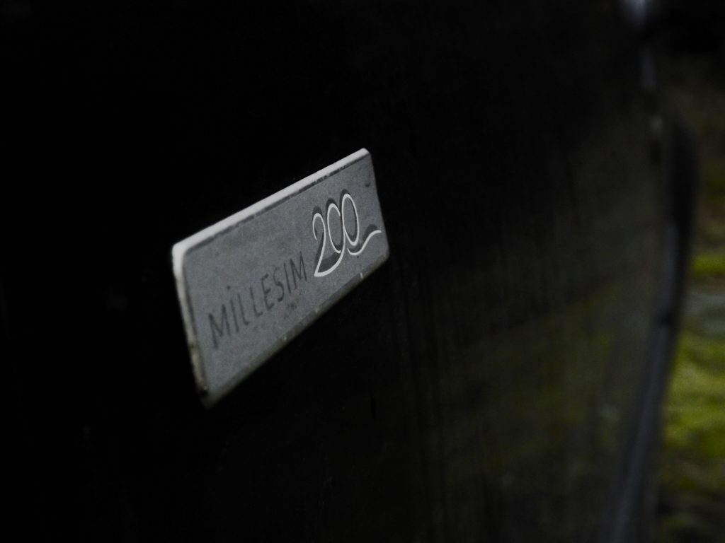"My Peugeot 107 is a ""Special Edition"" Millesim 200, celebrating 200 years of Peugeot."
