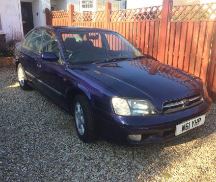 My Subaru Legacy 2.0 GL