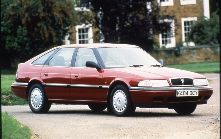 Car Chronicles: My Dad's Rover 820Si – Silent Running