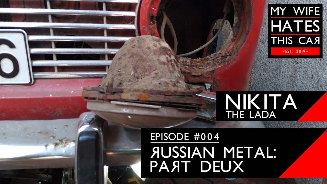 Nikita The Lada 1200 – Russian Metal: Part Deux