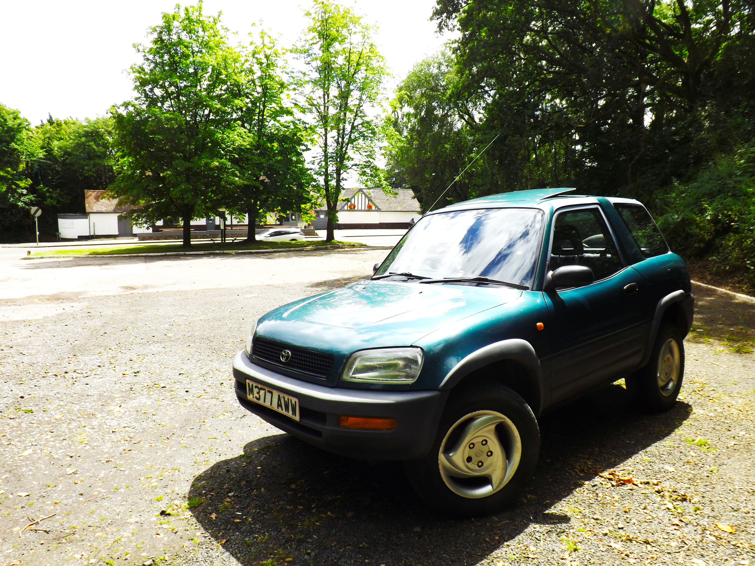 "The Fleet: My 1995 Toyota RAV4 Mk1 – ""Jack"""