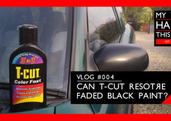 Will T-Cut cure my RAV4's faded paint? Let's find out!