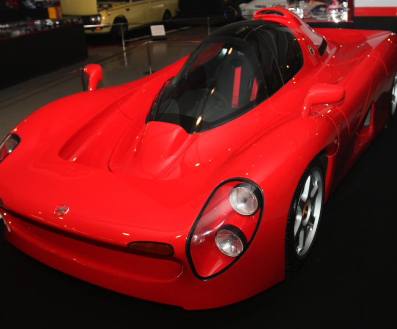 Yamaha OX99 – From Crap F1 Engine to Forgotten Supercar